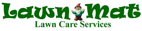 Lawn-Mat Lawn Care Services Logo